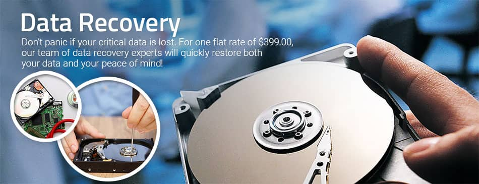 Data Recovery Huntington Beach