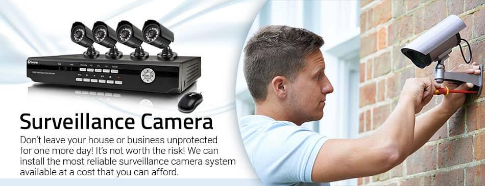 Security Camera Huntington Beach