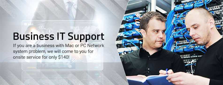 Business IT Support Huntington Beach