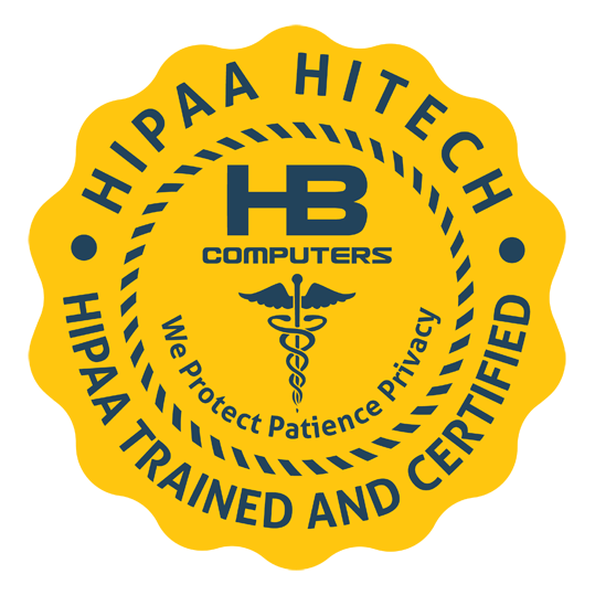 Hipaa Trained and Certified