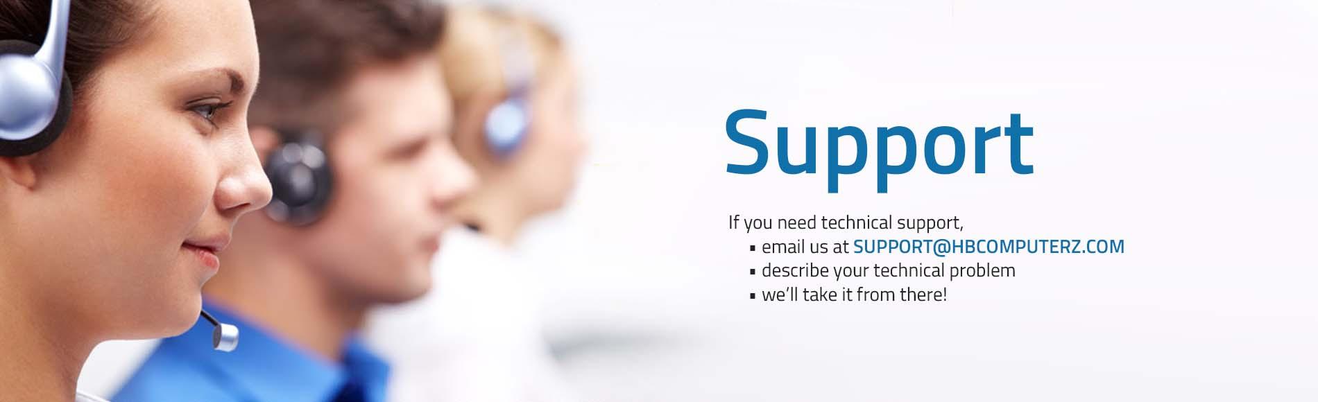 Technical Support Huntington Beach