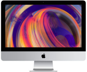 "Apple iMac 21.5"" Retina 4K Display 3.6GHz"