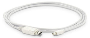 LMP Mini DisplayPort to DisplayPort Cable