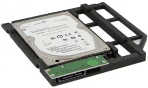 LMP Disk Doubler for Unibody MacBook/MB Pro
