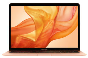 "Apple MacBook Air 13"" Retina Display (Gold)"
