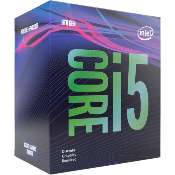 Intel Core i5-9400F Desktop 9th Gen.