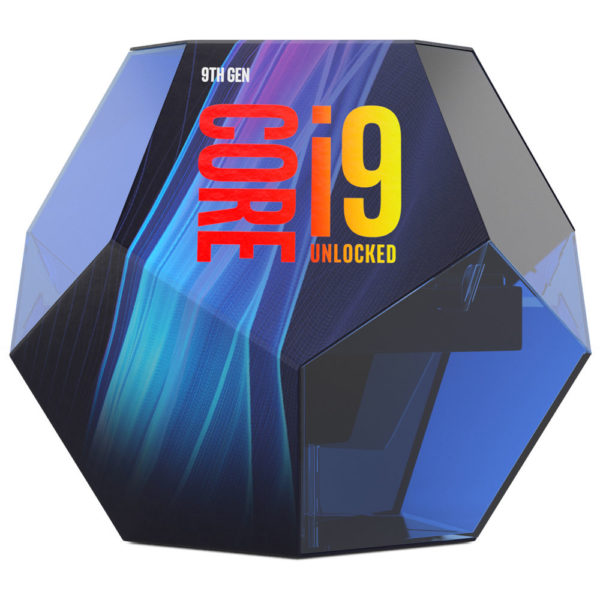 Intel Core i9-9900K Coffee Lake