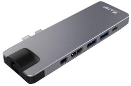 LMP USB-C 4K 8-Port Compact Dock