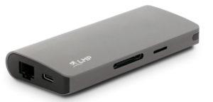 LMP USB-C 4K 9 Port Travel Dock