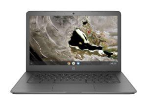 """HP 14"""" Chromebook Bundle - AMD A4 - 1080p"""