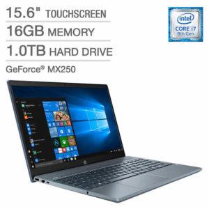 "HP Pavilion 15.6"" Touchscreen Laptop - Intel Core i7"
