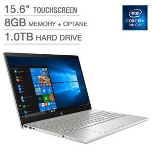HP Pavilion Touchscreen Laptop - Intel Core i5
